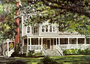 Old Sea Pines Inn