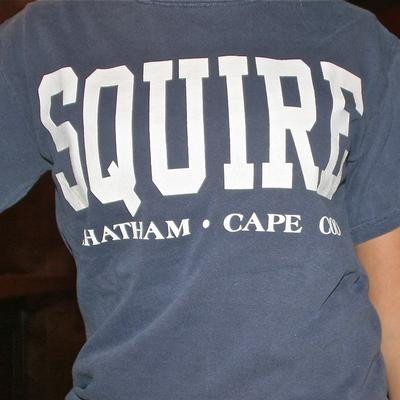 Squire Short Sleeve T-Shirt - Blue