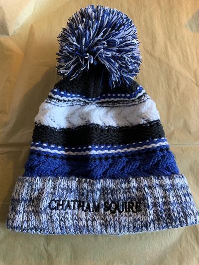 Cozy Pom Pom Hat
