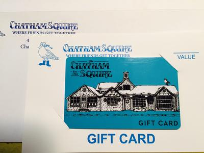$25 Squire Gift Card