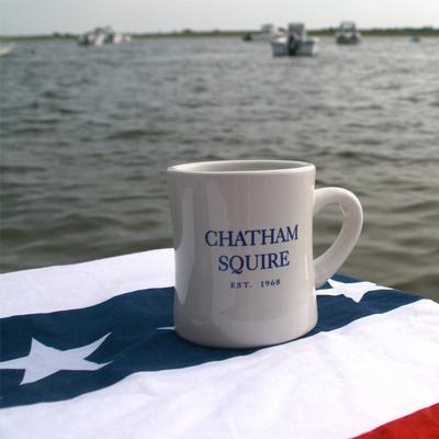 Squire Diner Mug