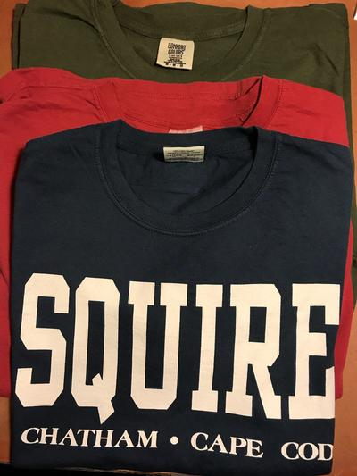Squire Short Sleeve T-Shirt