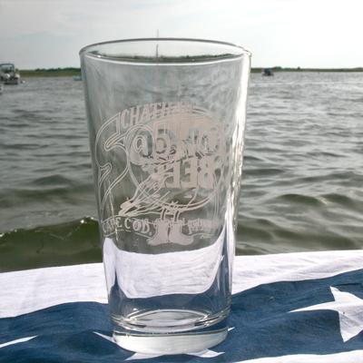 Cape Cod Beer Pint Glass