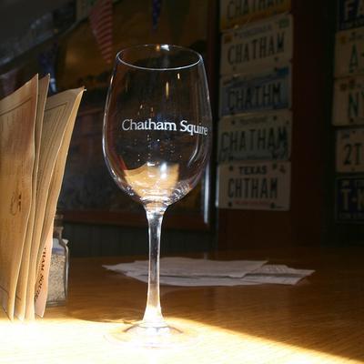 Squire Wine Glass