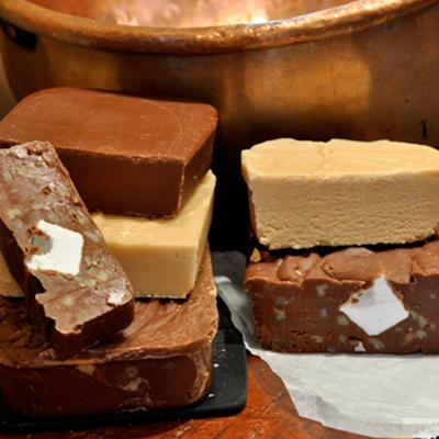 Old Fashioned Seashore Fudge