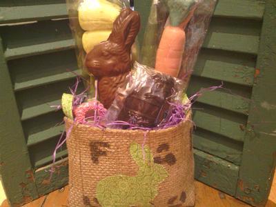 Handmade Bunny Bag