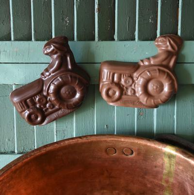 Tractor Bunny