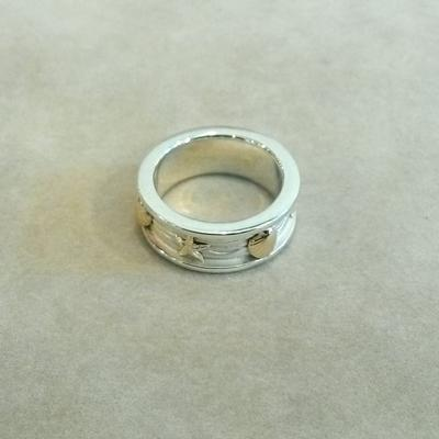 S/S-14KY Nautical Ring