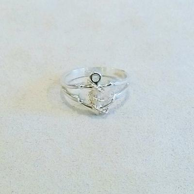 S/S-14KY Chained Anchor Ring