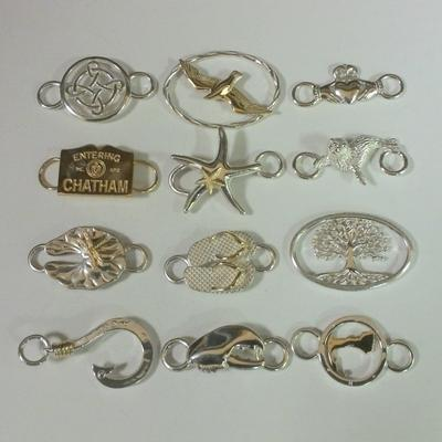 Assorted Bracelet Tops - Prices Vary