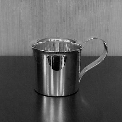 Sterling Silver Keepsake Baby Cup