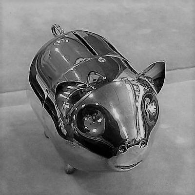 S/P Coin Piggy Bank