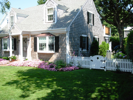 Chatham cape cod landscape design portfolio for Cape cod home landscape design