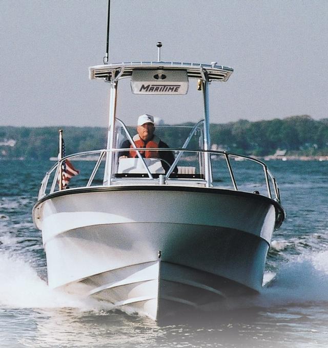 Boat Sales Cape Cod: 2018 Maritime 233 Defiant