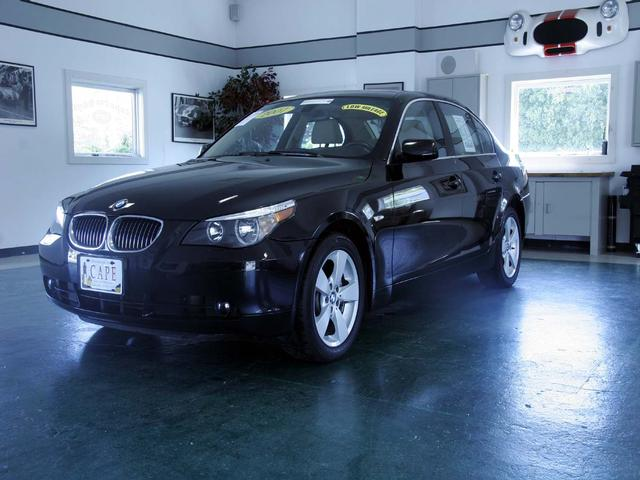 07 BMW 5 Series 525xi