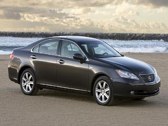 2010 Lexus ES 350 Preferred Package