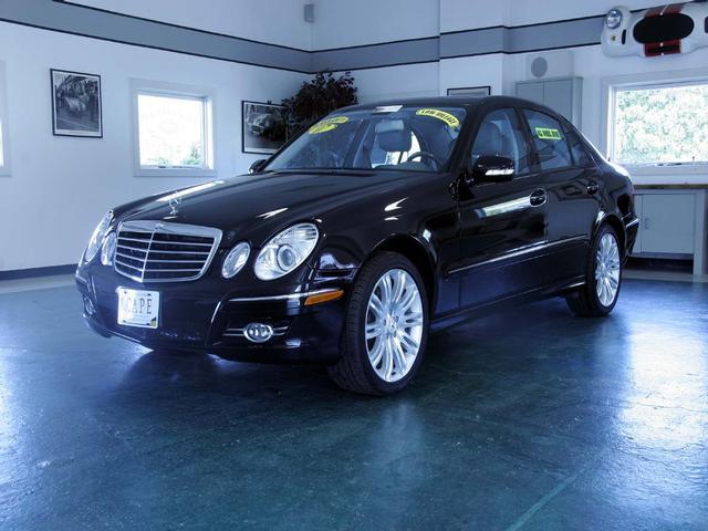 07 Mercedes-Benz E-Class E350 4MATIC