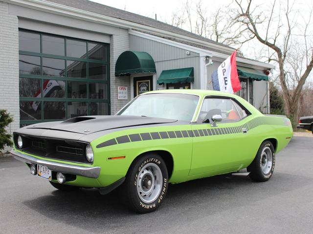 1970 Plymouth AAR CUDA Barracuda AAR CUDA E Body