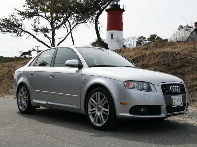 07 Audi S4 quattro
