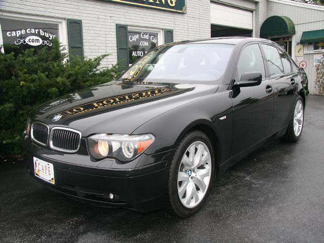 05 BMW 7 Series 745i