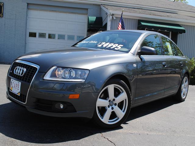 07 Audi A6 3.2 quattro