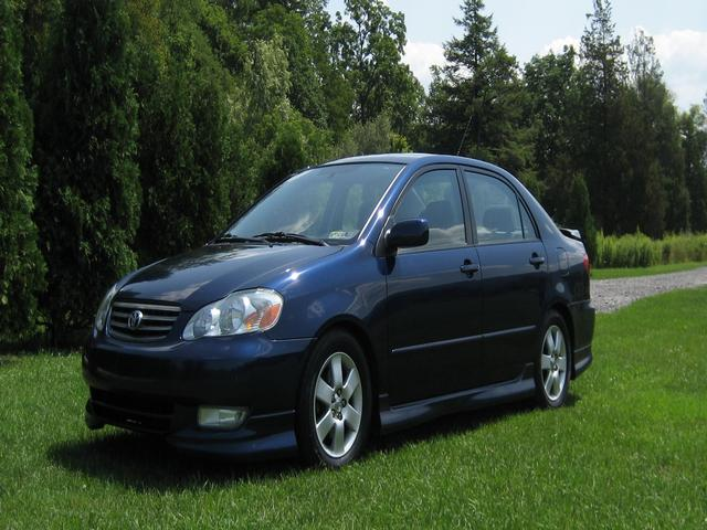 Impex Auto Sales Reviews >> Toyota Corolla Sport Blue. Gallery Of Toyota Corolla S With Toyota Corolla Sport Blue. With ...