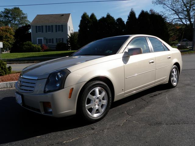 07 Cadillac CTS