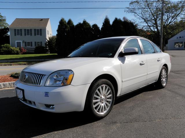 05 Mercury Montego Luxury