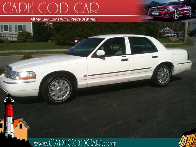 04 Mercury Grand Marquis GS