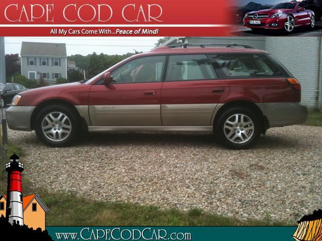 02 Subaru Outback Limited
