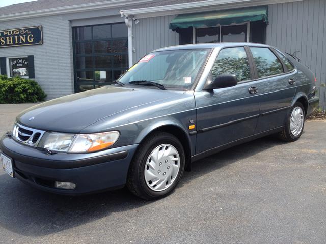 99 Saab 9-3 SE