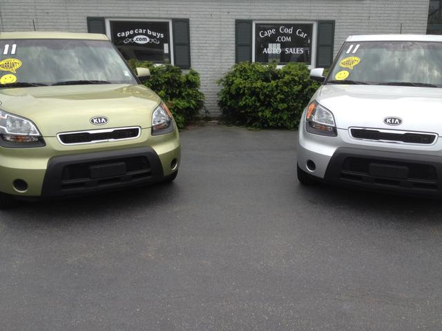 2011 kia soul cape cod used cars new england used car dealership. Black Bedroom Furniture Sets. Home Design Ideas