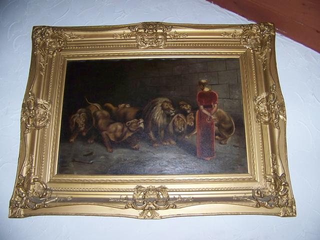 OC Biblical Scene item pa5407