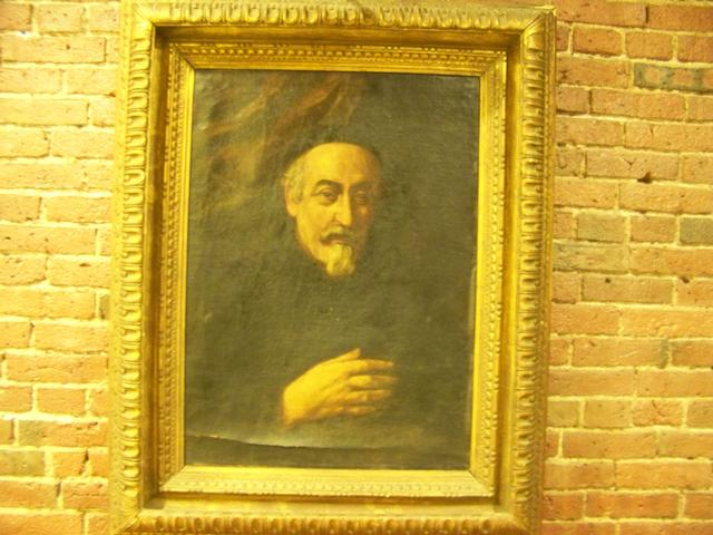 Old Masters Painting OC Portrait of Clergy item pa5404