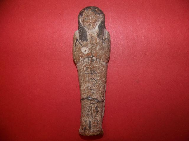 Rare Egyptian Clay Ushabti item at5408