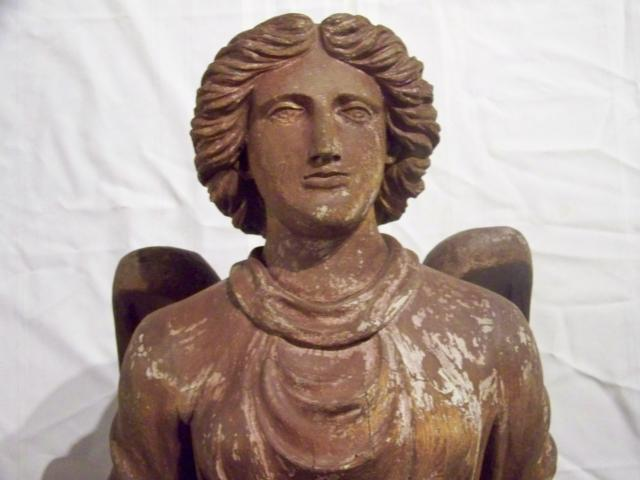 Carved Figure Of