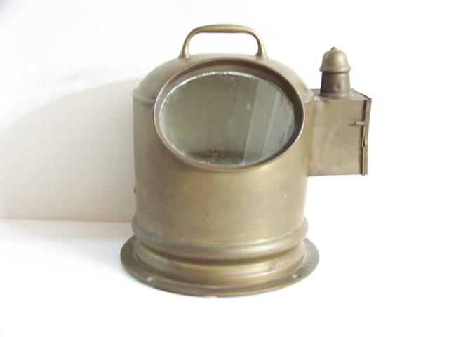 Brass Ships Binnacle Compass item na5409