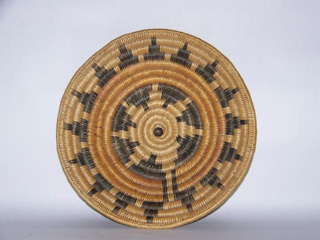 Native American Coiled Wedding Basket item ai5406