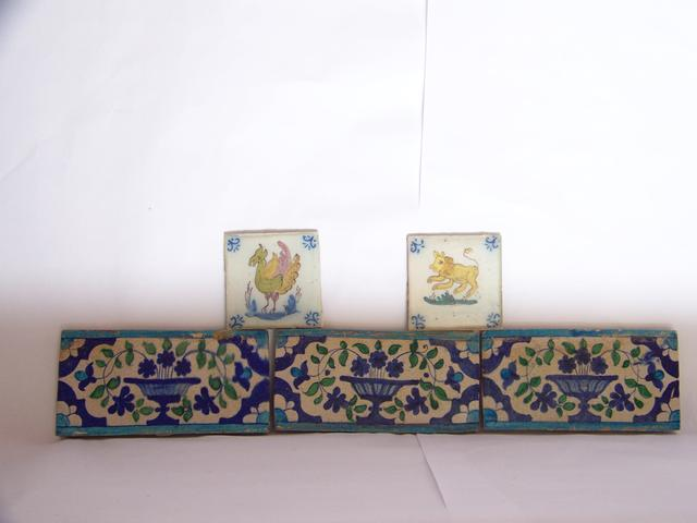 5 Antiques Tiles item at5403