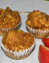 Apple Honey Puffins Muffins