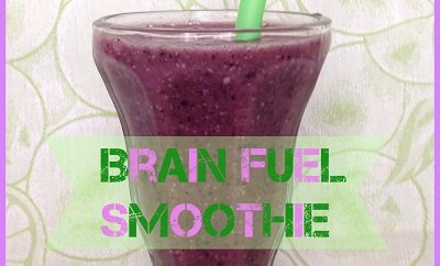 Brain Fuel Smoothie