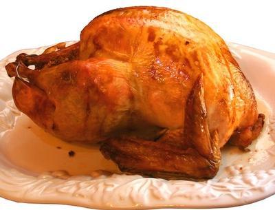 Citrus Roast Turkey