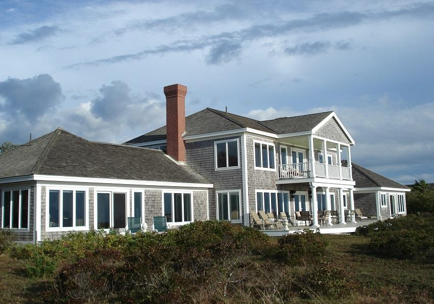 North Truro Bay Bluff, Truro