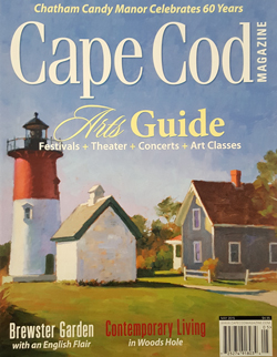 Cape Cod Magazine - A Magical Journey