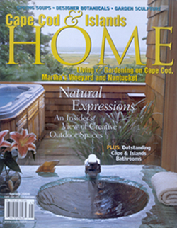 Cape and Islands HOME cover