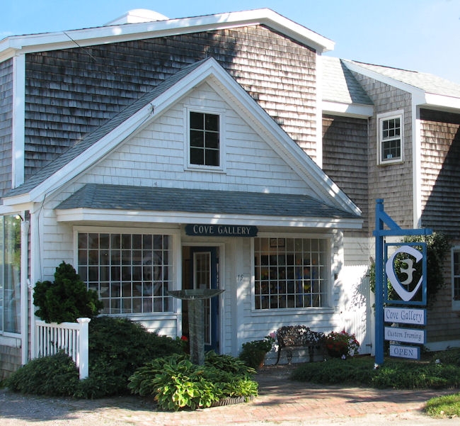 Cape Cod Fine Art Galleries Cove Gallery Chatham And