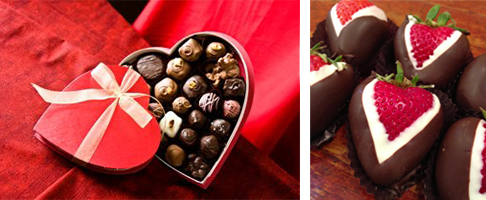 Handmade Chocolates Valentine S Day At Laughing Moon Cocolates