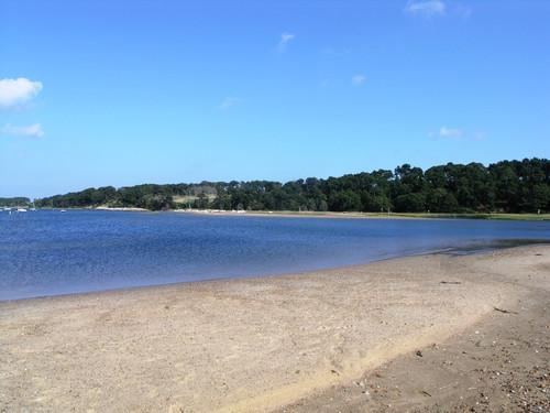 Jackknife Harbor Beach/Pleasant Bay Beach