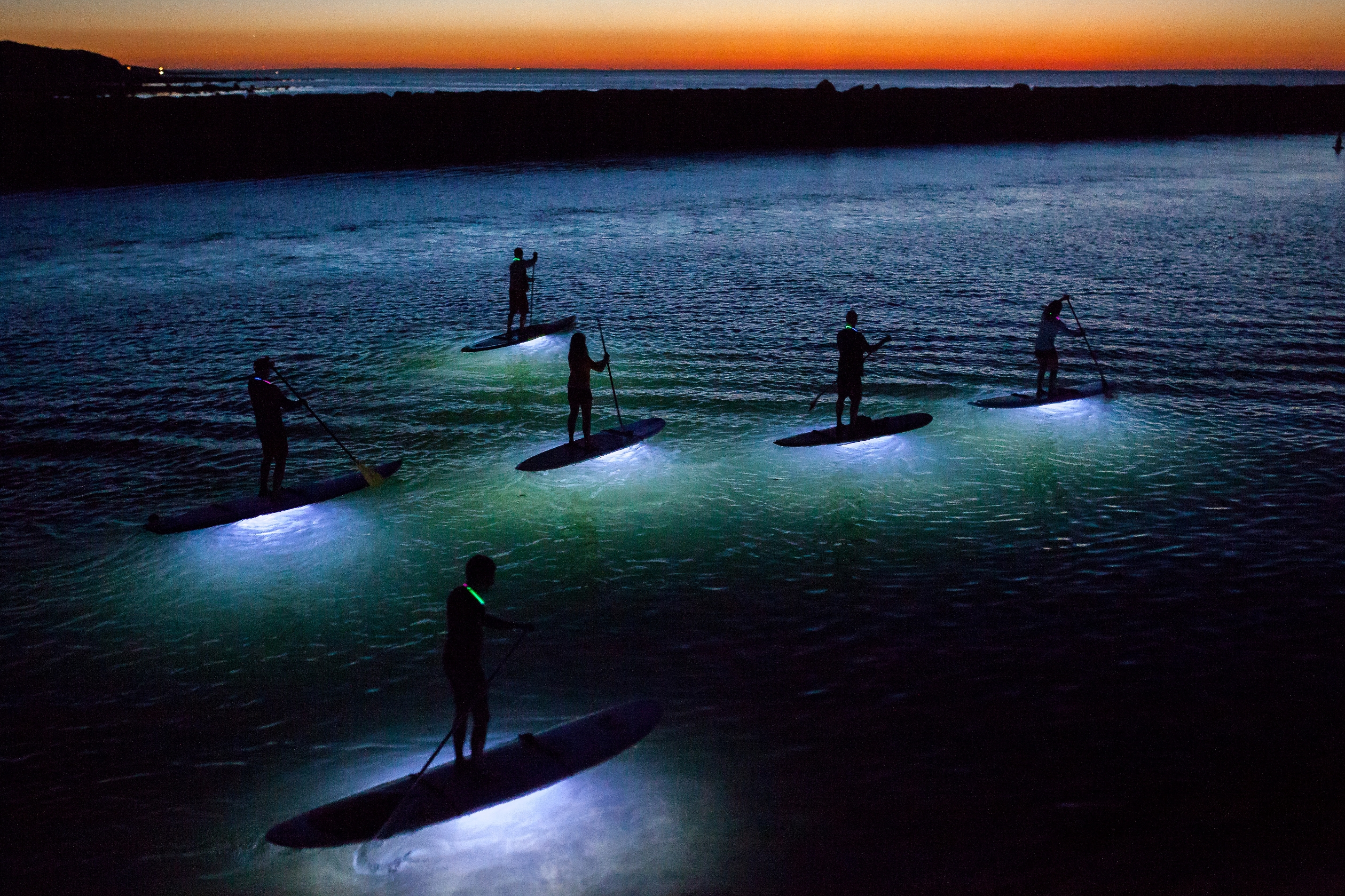 Cape Cod Nighttime Sup Excursions Chatham Ma