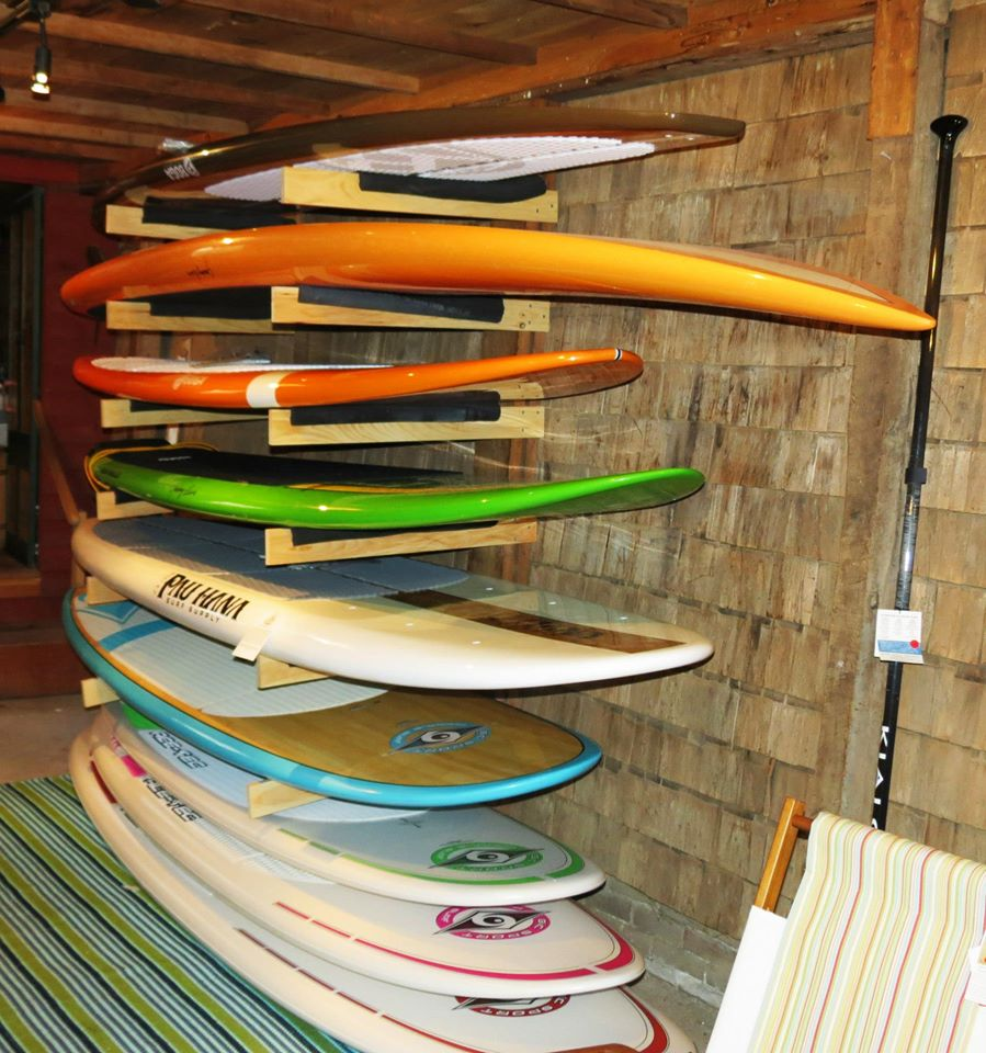 demo SUP boards